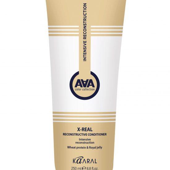 Восстанавливающий кондиционер для волос с пшеничными протеинами X-REAL RECONSTRUCTIVE CONDITIONER, 250мл